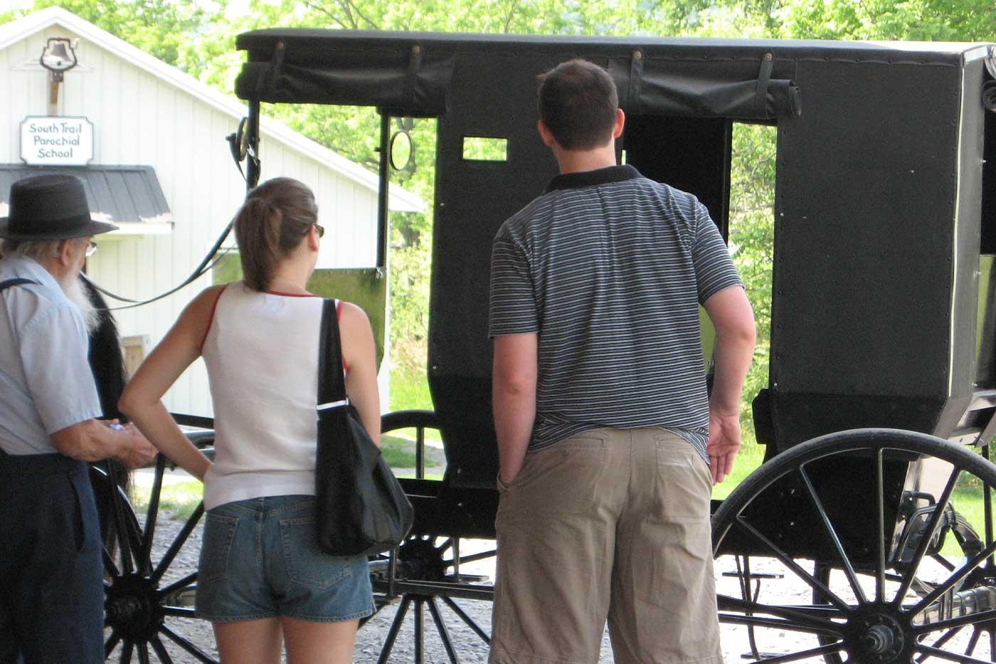 Diferența dintre Amish și evreu - Alte -