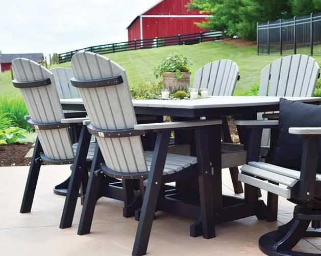 Kauffman Lawn Furniture