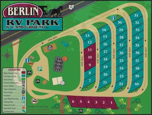 Berlin RV Park & Campground
